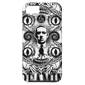 Lovecraftian Dreams iPhone 5 Covers