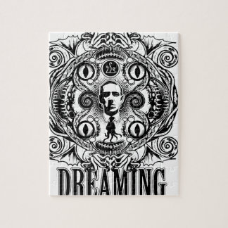 Lovecraftian Dreams Jigsaw Puzzle