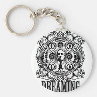 Lovecraftian Dreams Keychain