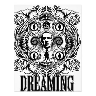Lovecraftian Dreams Letterhead