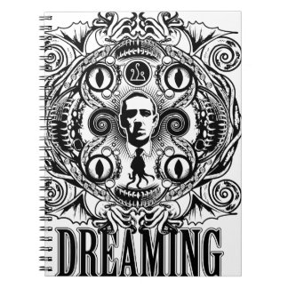Lovecraftian Dreams Notebooks