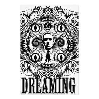 Lovecraftian Dreams Stationery