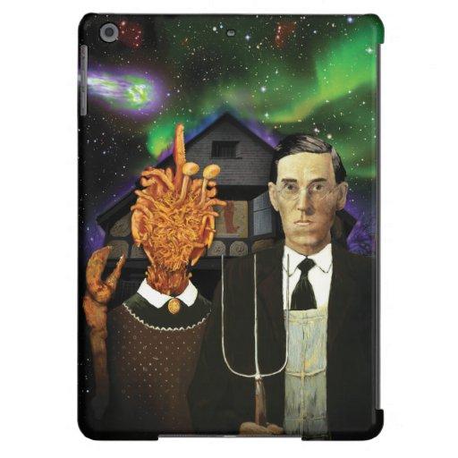 Lovecraftian Gothic iPad air case