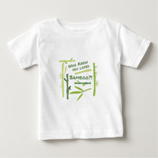 Loved Bamboo Baby T-Shirt