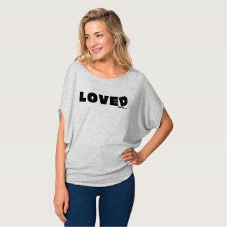 Loved. Romans 5:8 T-Shirt