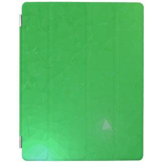 LoveGeo Abstract Geometric Design - Avocado Field iPad Cover