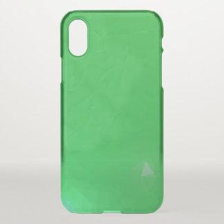 LoveGeo Abstract Geometric Design - Avocado Field iPhone X Case