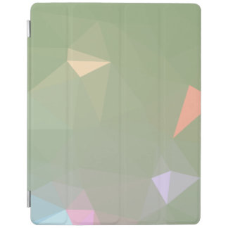 LoveGeo Abstract Geometric Design - Basil Fairy iPad Cover