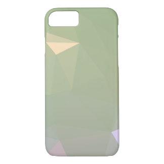LoveGeo Abstract Geometric Design - Basil Fairy iPhone 8/7 Case