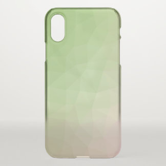 LoveGeo Abstract Geometric Design - Carnation Youn iPhone X Case