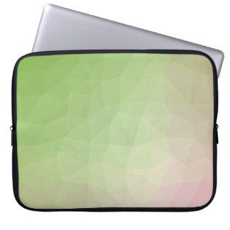 LoveGeo Abstract Geometric Design - Carnation Youn Laptop Sleeve