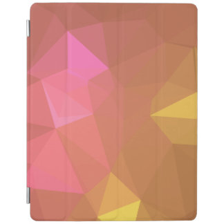 LoveGeo Abstract Geometric Design - Celestial Sun iPad Cover