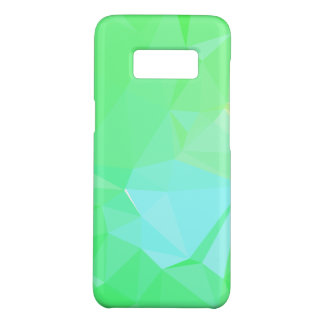 LoveGeo Abstract Geometric Design - Chameleon Jade Case-Mate Samsung Galaxy S8 Case