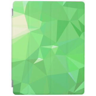 LoveGeo Abstract Geometric Design - Chartreuse Sun iPad Cover