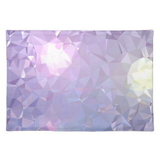 LoveGeo Abstract Geometric Design - Crystal Hope Placemat