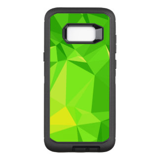 LoveGeo Abstract Geometric Design - Fern Gully OtterBox Defender Samsung Galaxy S8+ Case