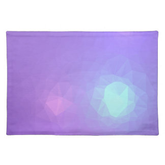 LoveGeo Abstract Geometric Design - Heather Star Placemat