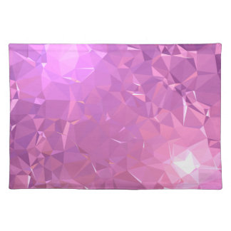 LoveGeo Abstract Geometric Design - Helio Galaxy Placemat