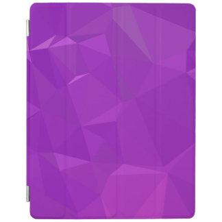 LoveGeo Abstract Geometric Design - Hera Violet iPad Cover