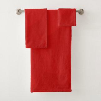 LoveGeo Abstract Geometric Design - Indonesian Chi Bath Towel Set