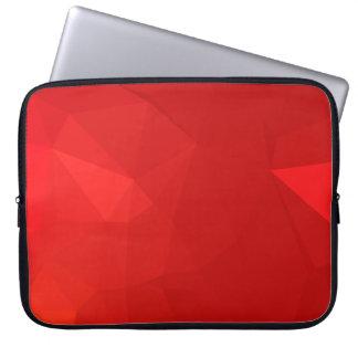 LoveGeo Abstract Geometric Design - Indonesian Chi Laptop Sleeve