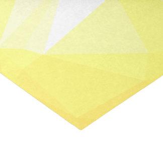 LoveGeo Abstract Geometric Design - Laguna Beach Tissue Paper