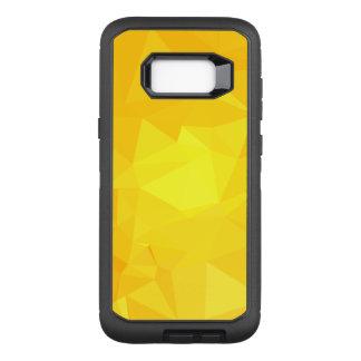 LoveGeo Abstract Geometric Design - Lion Maine OtterBox Defender Samsung Galaxy S8+ Case