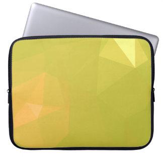 LoveGeo Abstract Geometric Design - New Cidar Laptop Sleeve