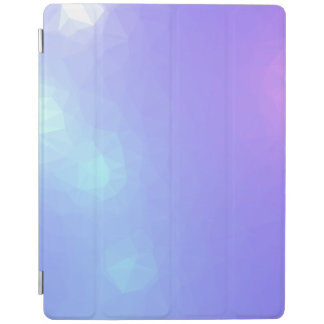 LoveGeo Abstract Geometric Design - Orchid Angels iPad Cover