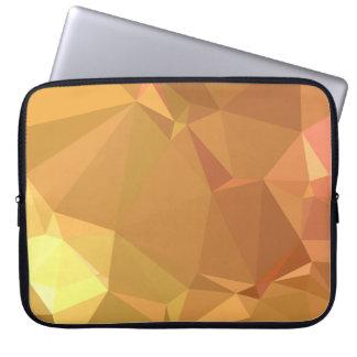 LoveGeo Abstract Geometric Design - Peanut Tree Laptop Sleeve