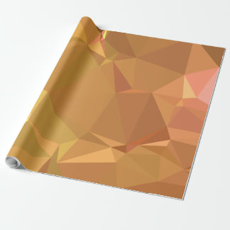 LoveGeo Abstract Geometric Design - Peanut Tree Wrapping Paper