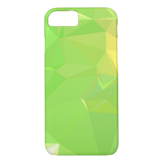 LoveGeo Abstract Geometric Design - Pear Ship iPhone 8/7 Case