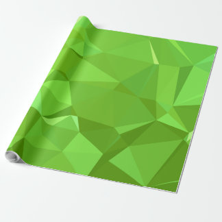 LoveGeo Abstract Geometric Design - Pear Virtue Wrapping Paper