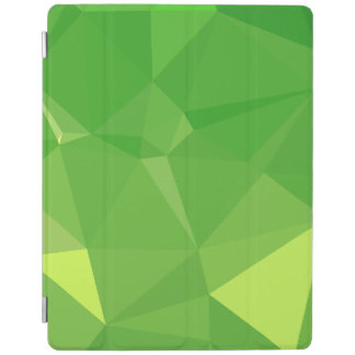 LoveGeo Abstract Geometric Design - Peridot Sky iPad Cover