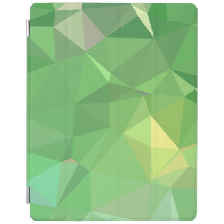 LoveGeo Abstract Geometric Design - Pickle Lemon iPad Cover