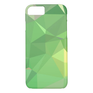 LoveGeo Abstract Geometric Design - Pickle Lemon iPhone 8/7 Case
