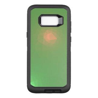 LoveGeo Abstract Geometric Design - Polar Juniper OtterBox Defender Samsung Galaxy S8+ Case