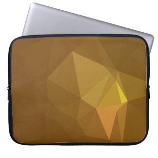 LoveGeo Abstract Geometric Design - Rock Hard Laptop Sleeve