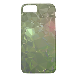 LoveGeo Abstract Geometric Design - Seaweed Brave iPhone 8/7 Case