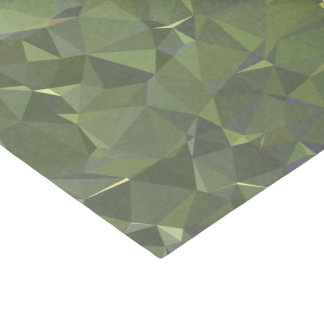 LoveGeo Abstract Geometric Design - Seaweed Brave Tissue Paper