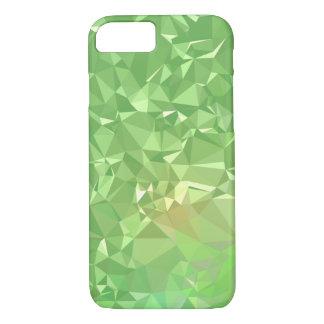 LoveGeo Abstract Geometric Design - Shamrock Gold iPhone 8/7 Case