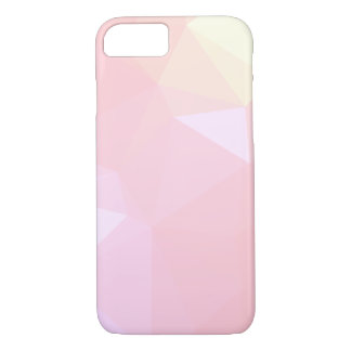 LoveGeo Abstract Geometric Design - Sky Carnation Case-Mate iPhone Case