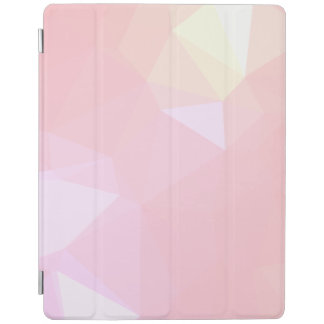 LoveGeo Abstract Geometric Design - Sky Carnation iPad Cover