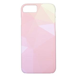 LoveGeo Abstract Geometric Design - Sky Carnation iPhone 8/7 Case