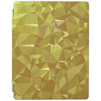 LoveGeo Abstract Geometric Design - Sweet Coffee iPad Cover