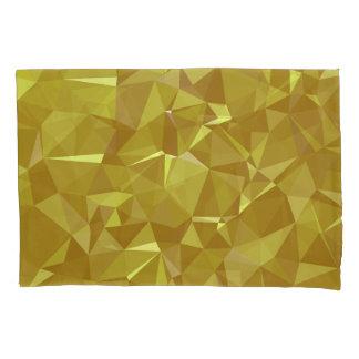 LoveGeo Abstract Geometric Design - Sweet Coffee Pillowcase