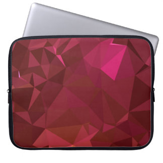LoveGeo Abstract Geometric Design - Town View Laptop Sleeve