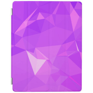 LoveGeo Abstract Geometric Design - Violet Date iPad Cover