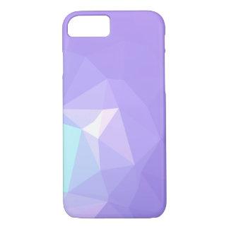 LoveGeo Abstract Geometric Design - Wisteria Iris iPhone 8/7 Case