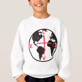 LoveGlobe316 - white background Sweatshirt